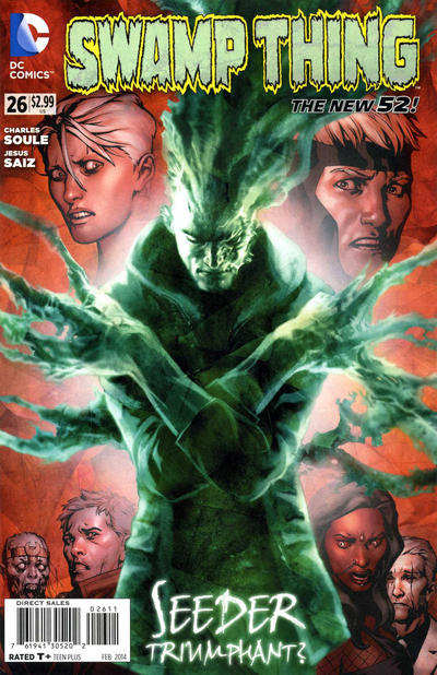 Swamp Thing Vol 5 26