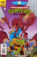 Teenage Mutant Ninja Turtles Adventures Vol 1 67