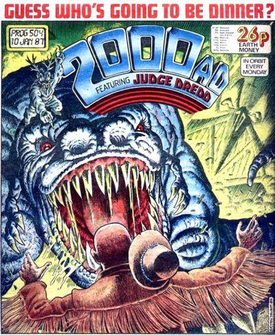 2000 AD Vol 1 504
