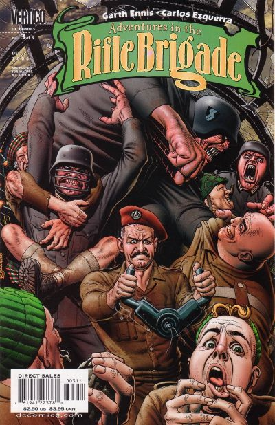 Adventures in the Rifle Brigade Vol 1 3