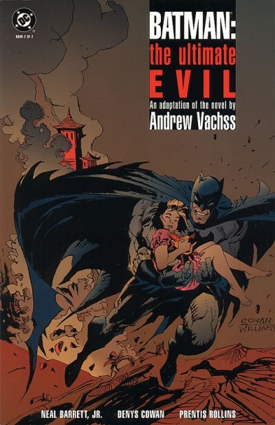 Batman: The Ultimate Evil Vol 1 2