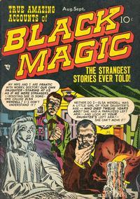Black Magic (Prize) Vol 1 6