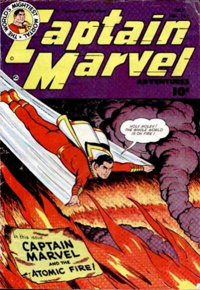 Captain Marvel Adventures Vol 1 122