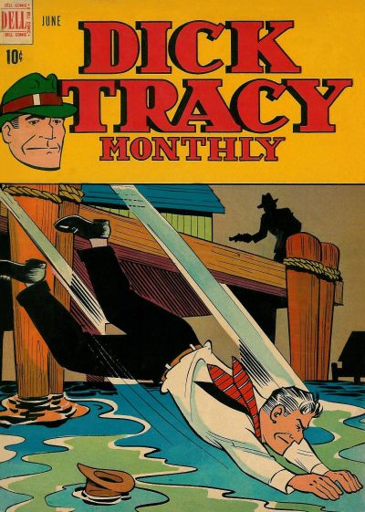 Dick Tracy Monthly Vol 1 6