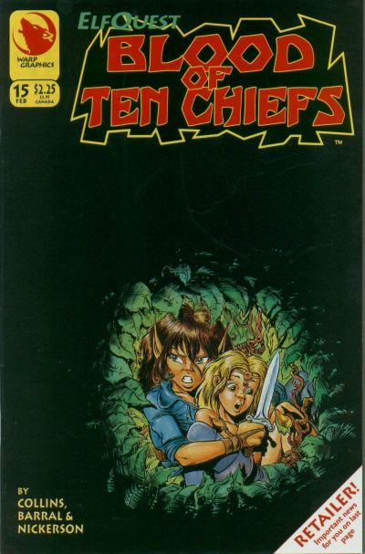 Elfquest: Blood of Ten Chiefs Vol 1 15