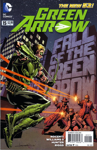 Green Arrow Vol 5 15