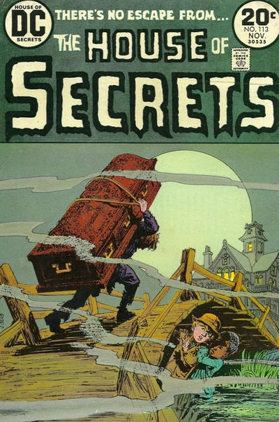 House of Secrets Vol 1 113