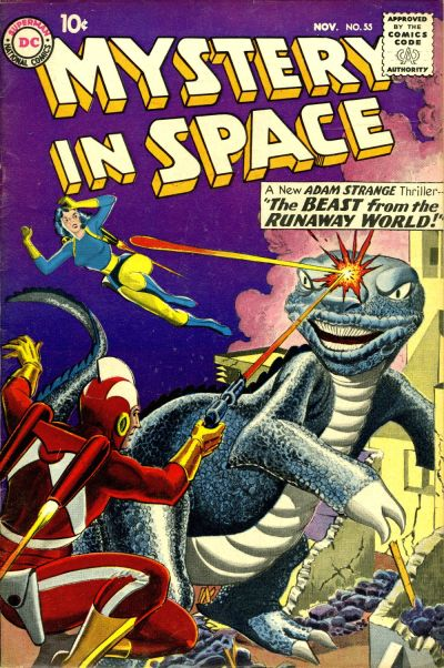 Mystery in Space Vol 1 55
