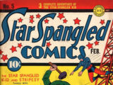 Star-Spangled Comics Vol 1 5