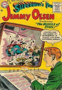 Superman's Pal, Jimmy Olsen Vol 1 9.jpg