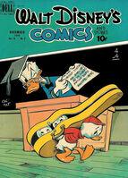 Walt Disney's Comics and Stories Vol 1 110