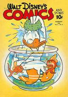 Walt Disney's Comics and Stories Vol 1 23