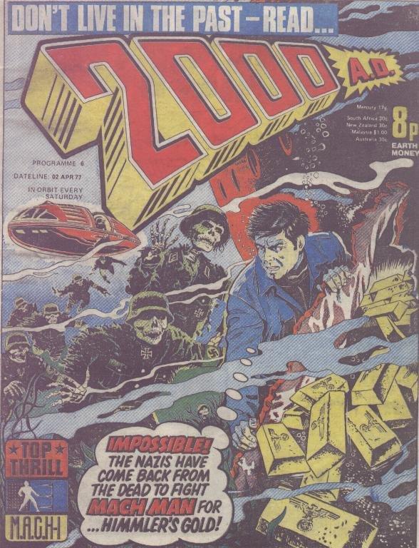 2000 AD Vol 1 6