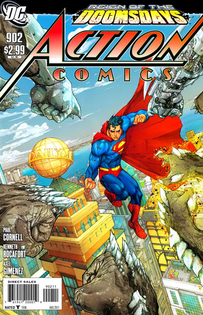 Action Comics Vol 1 902