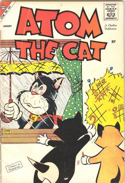 Atom the Cat Vol 1 14