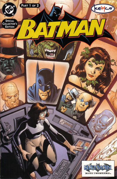 Batman: Dark Tomorrow Vol 1 1