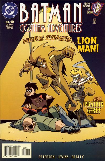 Batman: Gotham Adventures Vol 1 19