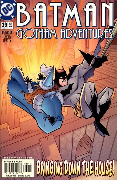 Batman: Gotham Adventures Vol 1 39