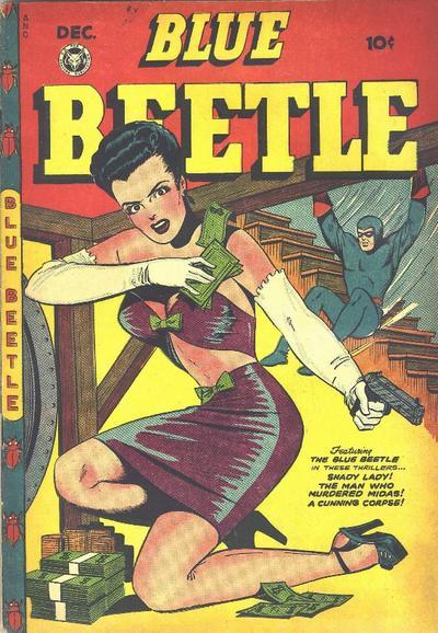 Blue Beetle (Fox) Vol 1 51