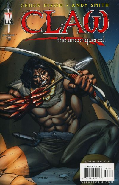 Claw the Unconquered Vol 2 3