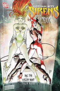 Gotham City Sirens: Union