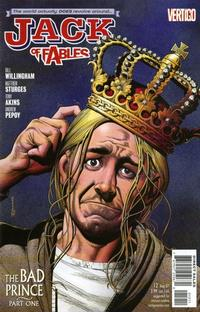 Jack of Fables Vol 1 12