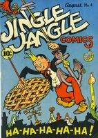 Jingle Jangle Comics Vol 1 4