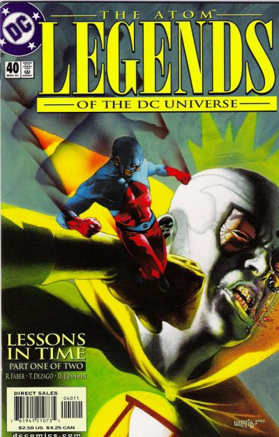Legends of the DC Universe Vol 1 40