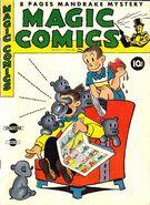 Magic Comics Vol 1 39