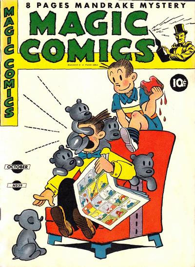 Magic Comics Vol 1 39