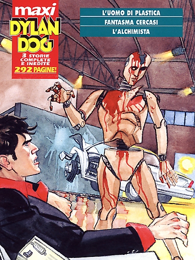 Maxi Dylan Dog Vol 1 7