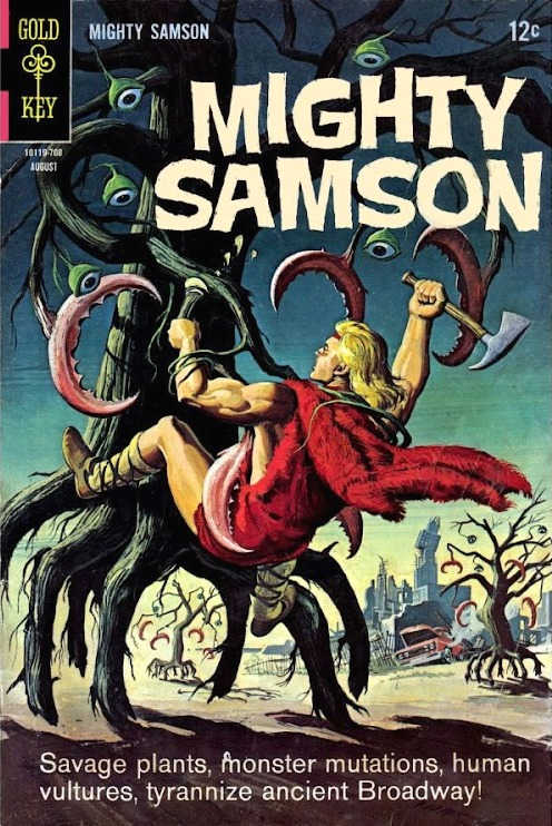 Mighty Samson Vol 1 11