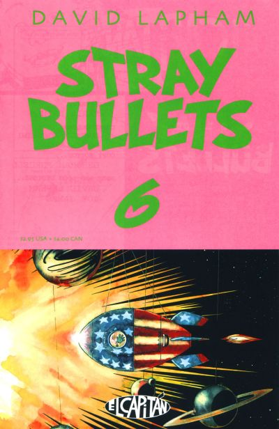 Stray Bullets Vol 1 6