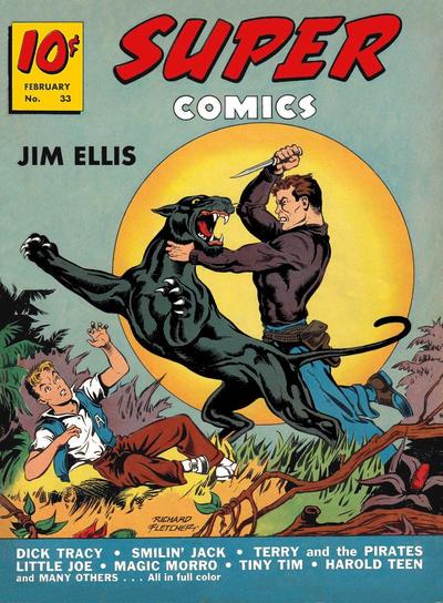 Super Comics Vol 1 33