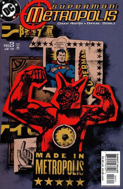 Superman: Metropolis Vol 1 3