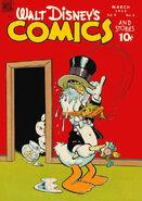Walt Disney's Comics and Stories Vol 1 90