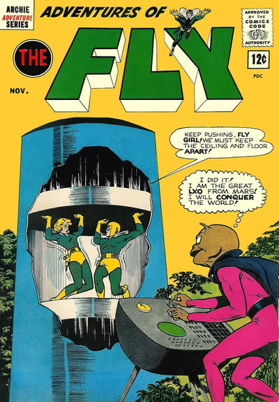 Adventures of the Fly Vol 1 23