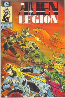 Alien Legion Vol 1 17