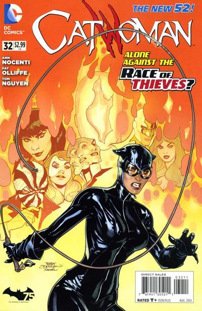 Catwoman Vol 4 32