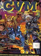 Comics Values Monthly Vol 1 104