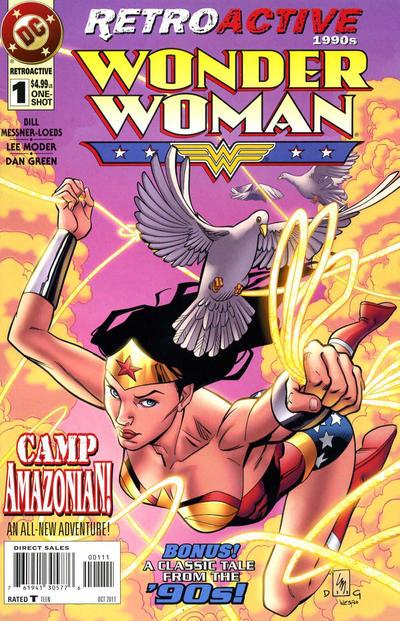DC Retroactive: Wonder Woman – The '90s Vol 1 1