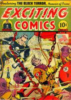 Exciting Comics Vol 1 28