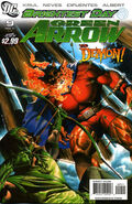 Green Arrow Vol 4 9
