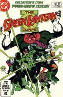Green Lantern Vol 2 201