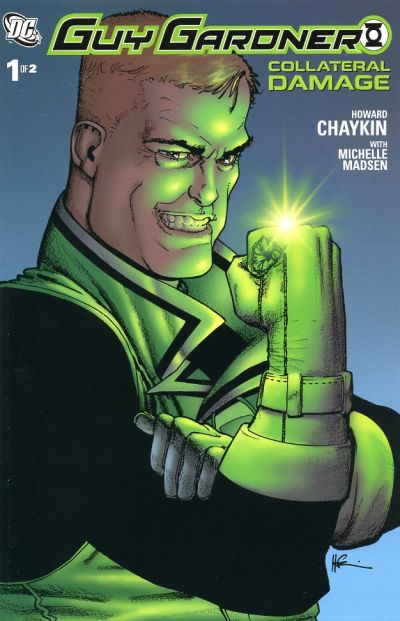 Guy Gardner: Collateral Damage Vol 1 1