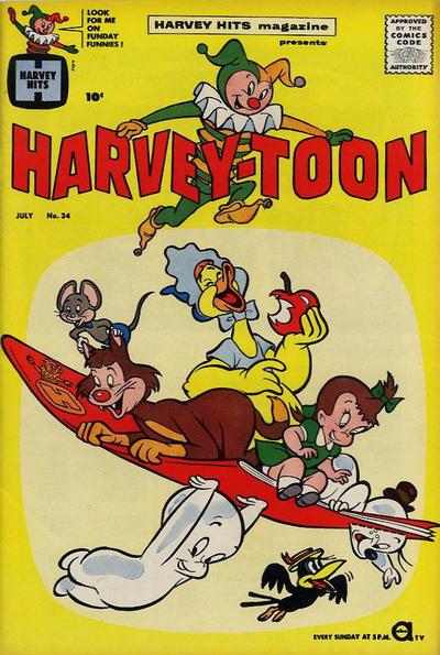 Harvey Hits Vol 1 34