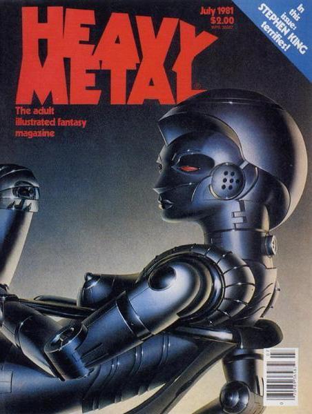 Heavy Metal Vol 5 4