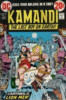 Kamandi Vol 1 6