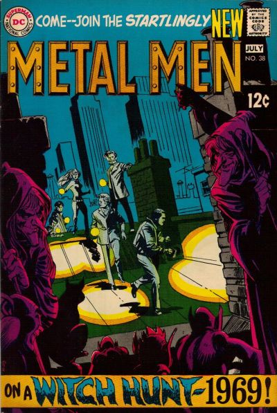 Metal Men Vol 1 38
