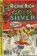 Richie Rich Gold & Silver Vol 1 28